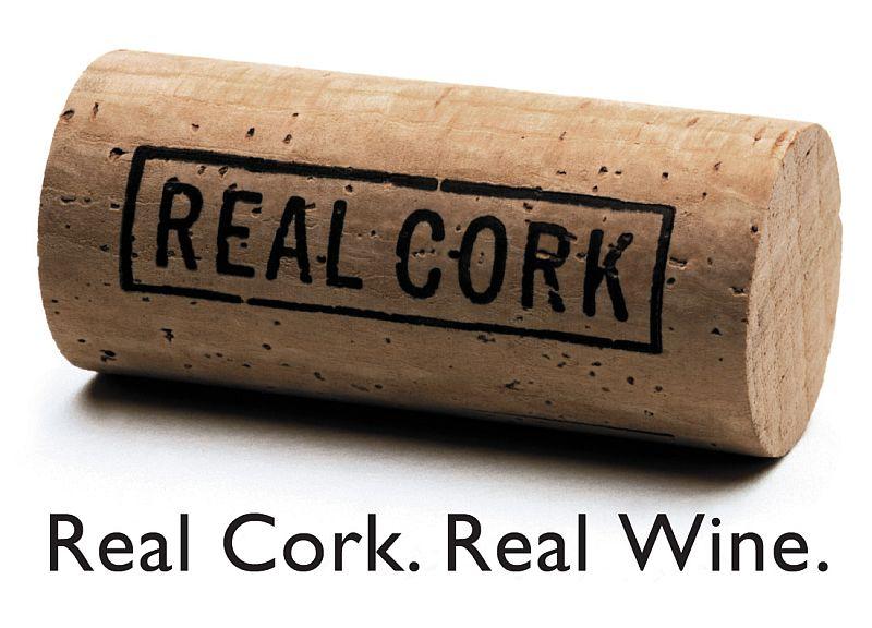 real cork